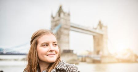 au pair tower bridge London