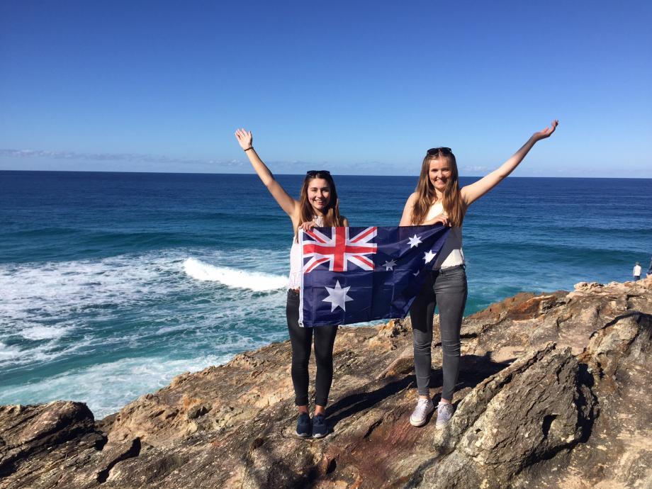 Au Pair I Australien